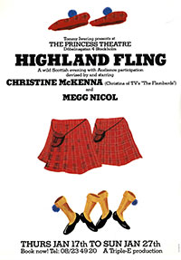 Megg Nicol - Highland Fling