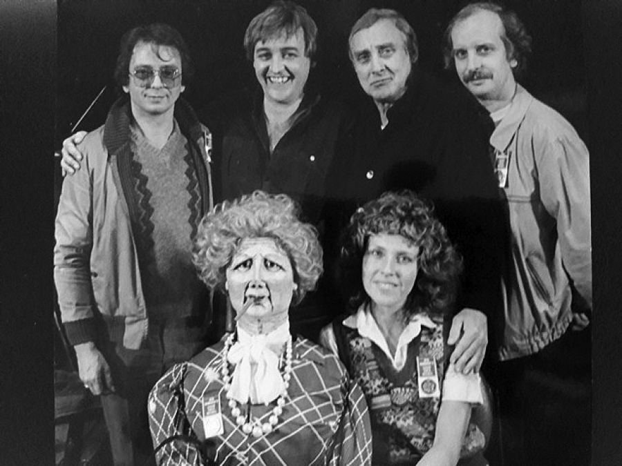 Spike Milligan and Friends Tour
