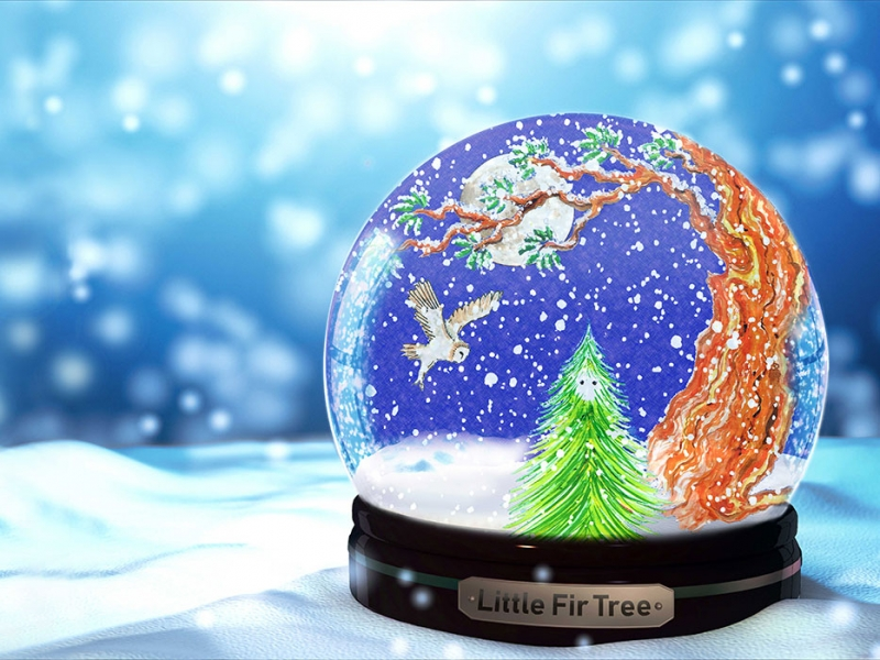 Come and See Little Fir Tree..December 18th, Kings Place, London